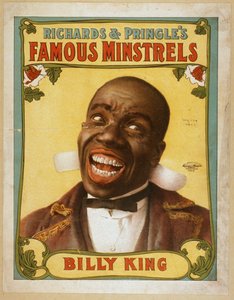 Richards & Pringle S Famous Minstrels Image