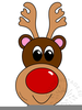 Free Stocking Clipart Image