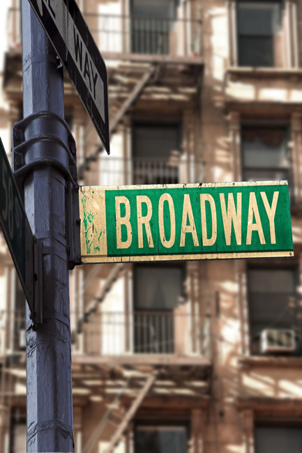 Broadway | Free Images at Clker.com - vector clip art online, royalty free & public domain