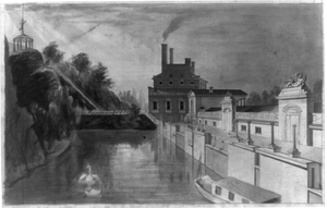 Fairmount Waterworks Philadelphia Image