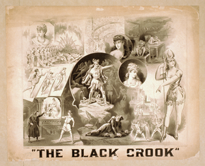 The Black Crook Image