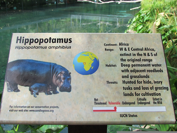 Zoo Information Signs | Free Images at Clker.com - vector ...
