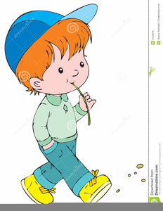 Animated walking. Feet clipart free images
