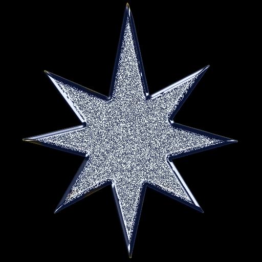 silver glitter star clipart wwwpixsharkcom images