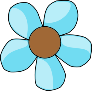 Turquoise Flower Md Image