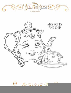 beauty and the beast clipart free free images at clker com