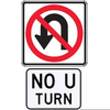 No Turn Clipart Image