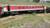 Rajdhani Express Accident Image