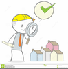 House Inspection Clipart Image