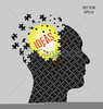 Head Puzzle Free Clipart Image