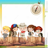 Camping Clipart For Kids Image