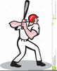 Animated Baseball Bat Clipart Image