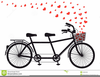 Ride A Bike Clipart Image