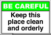 Free Safety First Clipart Image