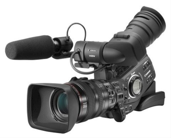 Canon Video Camera imageProfessional Video Camera Png