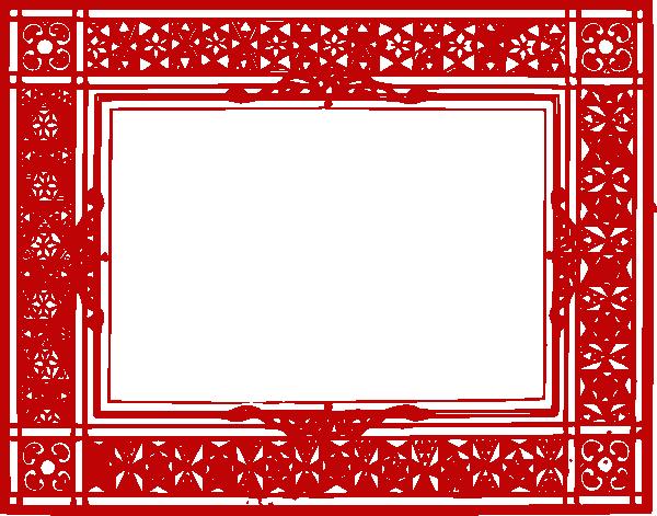 red border 2 clip art at clker com vector clip art online royalty