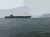 The Aircraft Carrier Uss Carl Vinson  (cvn 70) Anchors In Hong Kong Island S Harbor For A Scheduled Liberty Call Clip Art