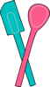 Baking Utensils Clip Art