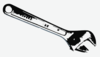 Adjustable Wrench Clip Art