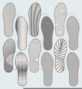 Sneaker Tread Clipart | Free Images at