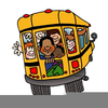 School Students Clipart Image