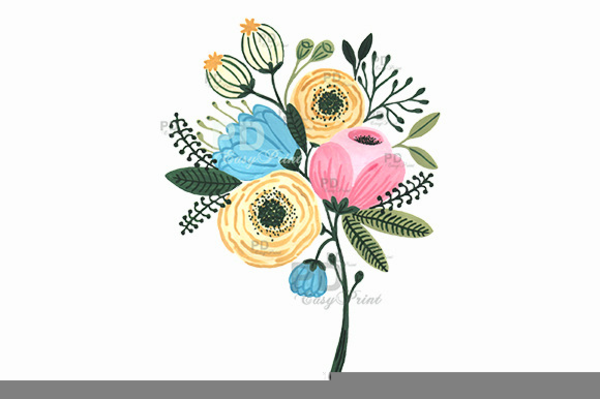 Flowers Clipart Background 5828*5120 transprent Png Free Download - Plant,  Flower, Peach. - CleanPNG / KissPNG