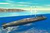 Artist Concept Of The Ssgn Conversion Program Image