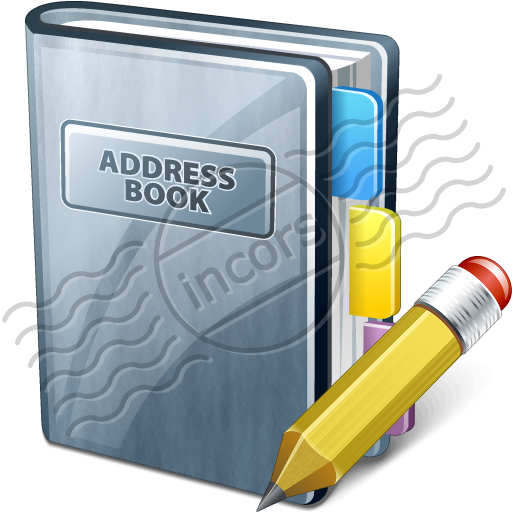 Home Address Book: Large Print, Font, 8.5 by 11 For Contacts, Addresses, Phone and