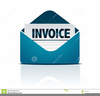 Electronic Invoice Clipart Image