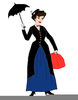Mary Poppins Broadway Clipart Image