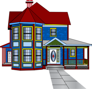 Aabbaart Car Game House #1 Clip Art