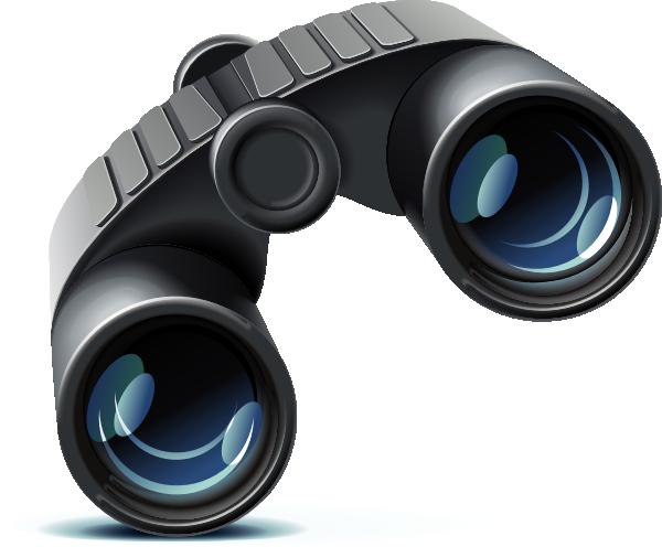 binoculars clipart - photo #1