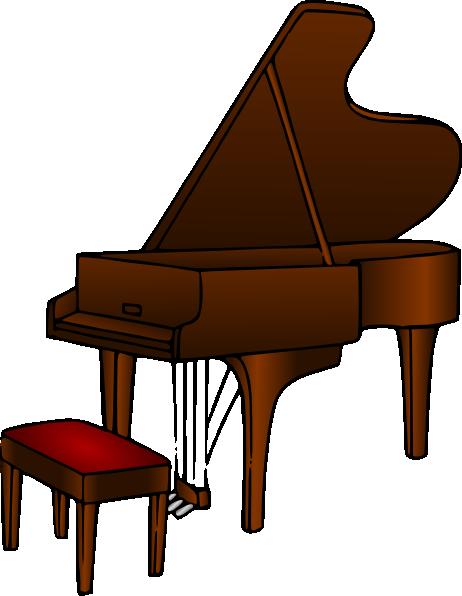 Piano clip artUpright Piano Clip Art
