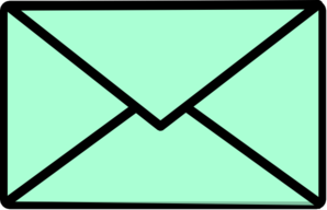 envelope clip art at clker com vector clip art online royalty rh clker com envelope clipart black and white envelope clip art free
