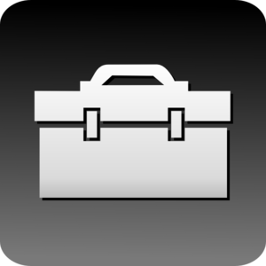 Toolbox Icon Clip Art