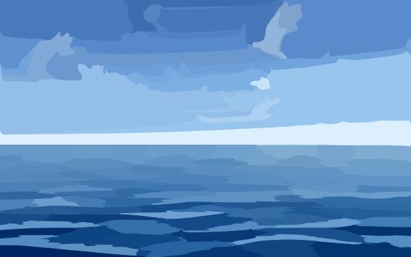 Oceano Ocean Jpg Clip Art At Clker Com Vector Clip Art