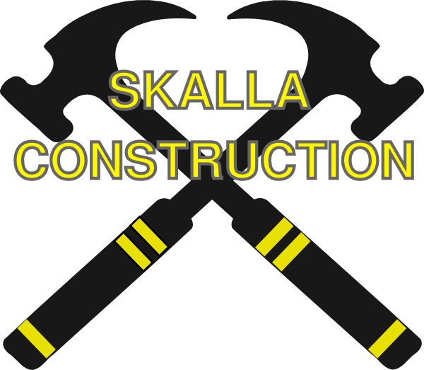 Skalla Construction Logo Clip Art at Clker.com - vector ...