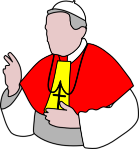 Pope Clip Art