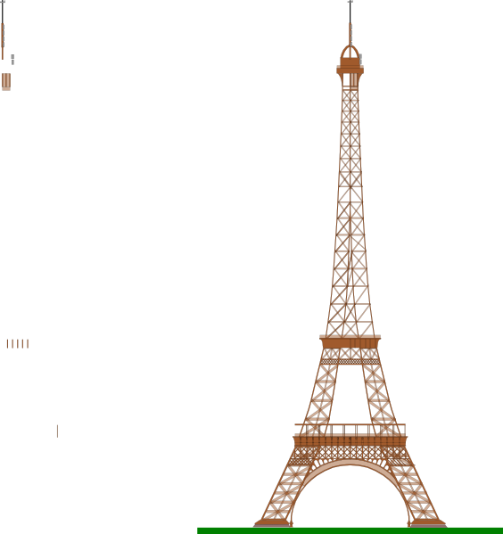 La tour eiffel eiffel tower clip art at clker vector clip download this image as thecheapjerseys Images