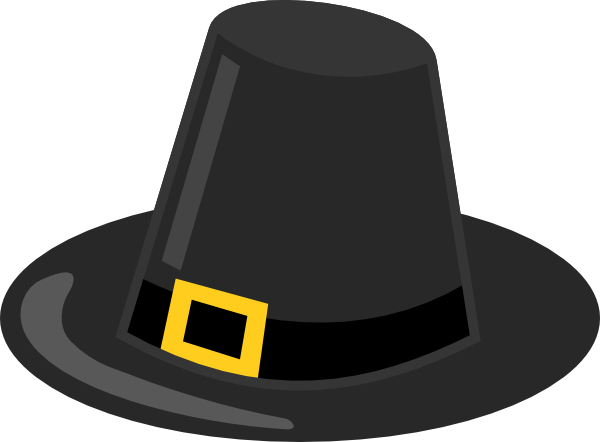 pilgrim hat with black band clip art at clker com vector clip art rh clker com Pilgrim Shoes Clip Art Cute Pilgrim Clip Art