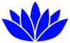 Blue Lotus Flower Picture Clip Art
