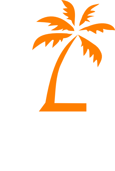 Orange Palm Tree Clip Art at Clker.com - vector clip art ...
