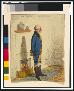 The Comforts Of A Rumford Stove Vide Dr. G-rn-ts Lectures / Js Gillray Des. & Fect. Ad Vivum. Clip Art