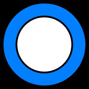 Plate Blue Clip Art at Clker.com - vector clip art online, royalty ...: www.clker.com/clipart-plate-blue.html