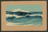 Ocean Waves. Clip Art
