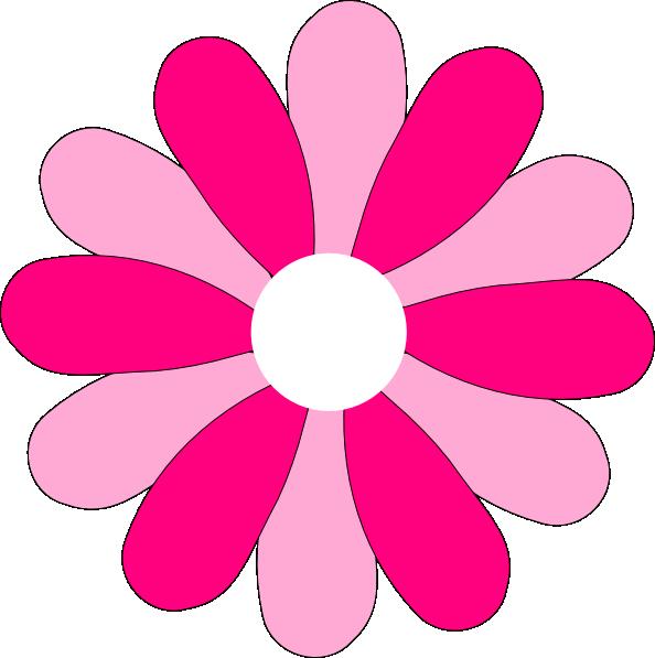 pink gerber daisy clip art at clker com vector clip art online rh clker com gerber daisy clip art free gerber daisy clip art free