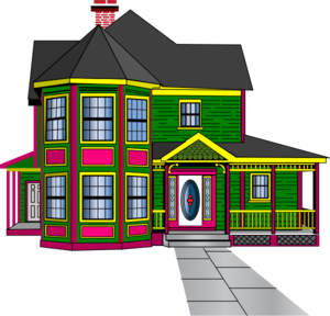 Aabbaart.com Final Mini-car Game House #3 Clip Art