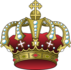 Christ The King Crown Clip Art