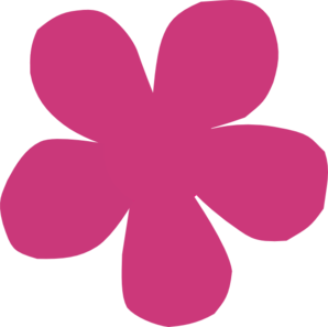 Pink/purple Flower Clip Art