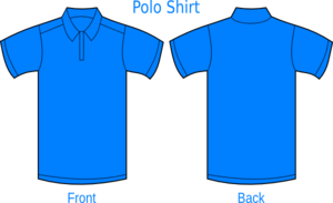 Polo Shirrt Clip Art